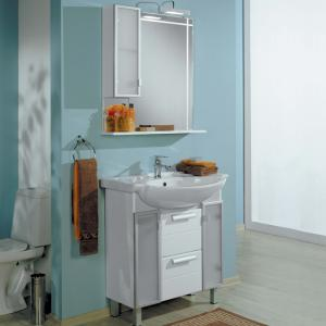 Мебель ванной комнаты альтаир белая ванная комната интерьеры